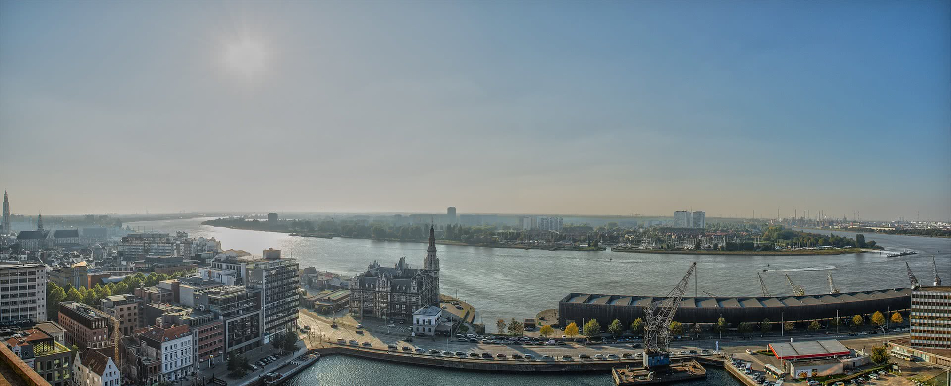Titelbild von Antwerpen