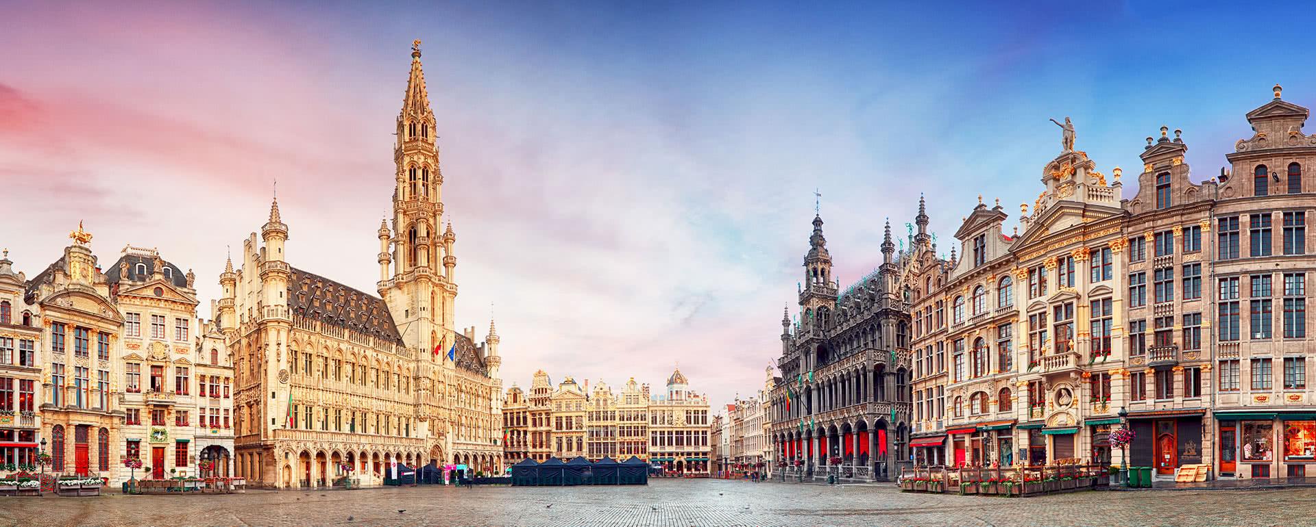 Titelbild von Brüssel