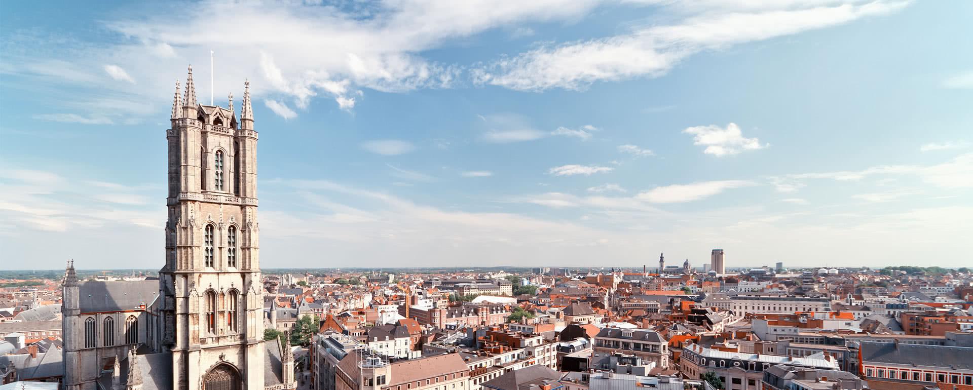 Titelbild von Gent