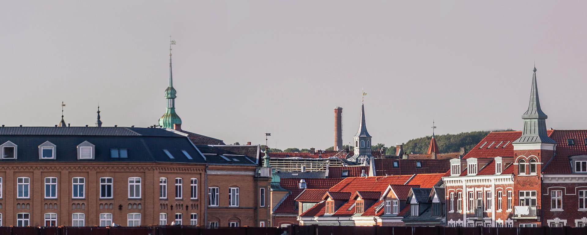 Titelbild von Aalborg