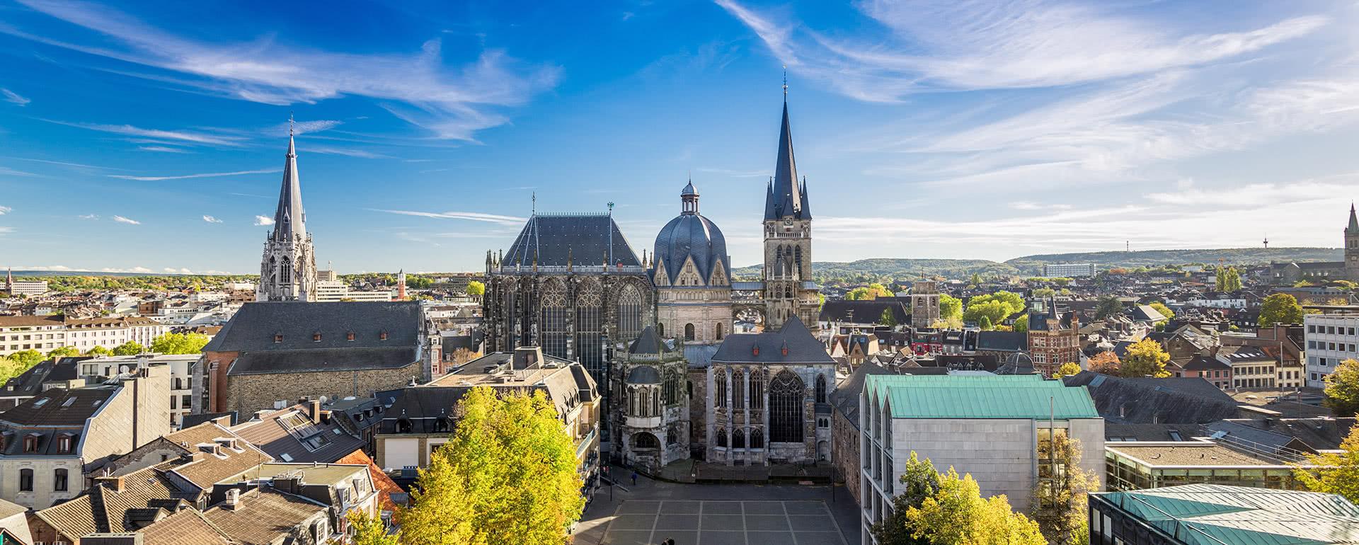 Titelbild von Aachen