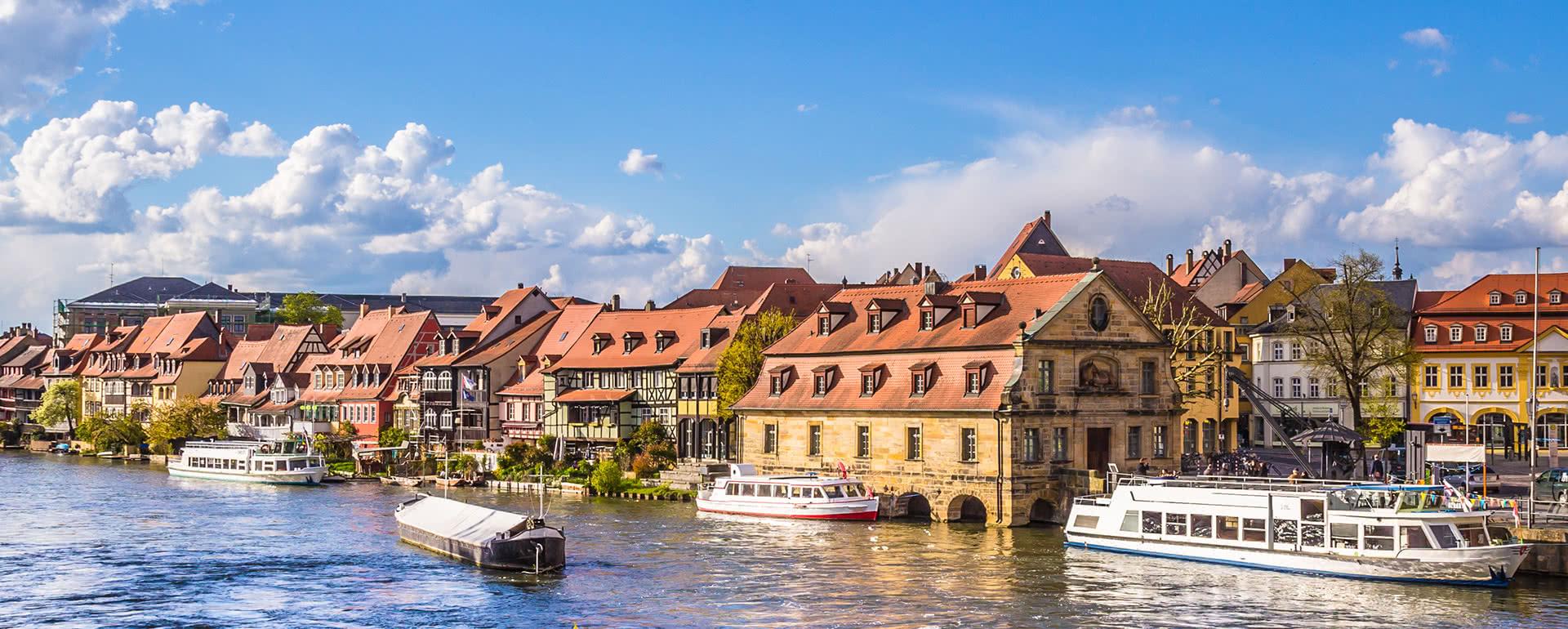 Titelbild von Bamberg