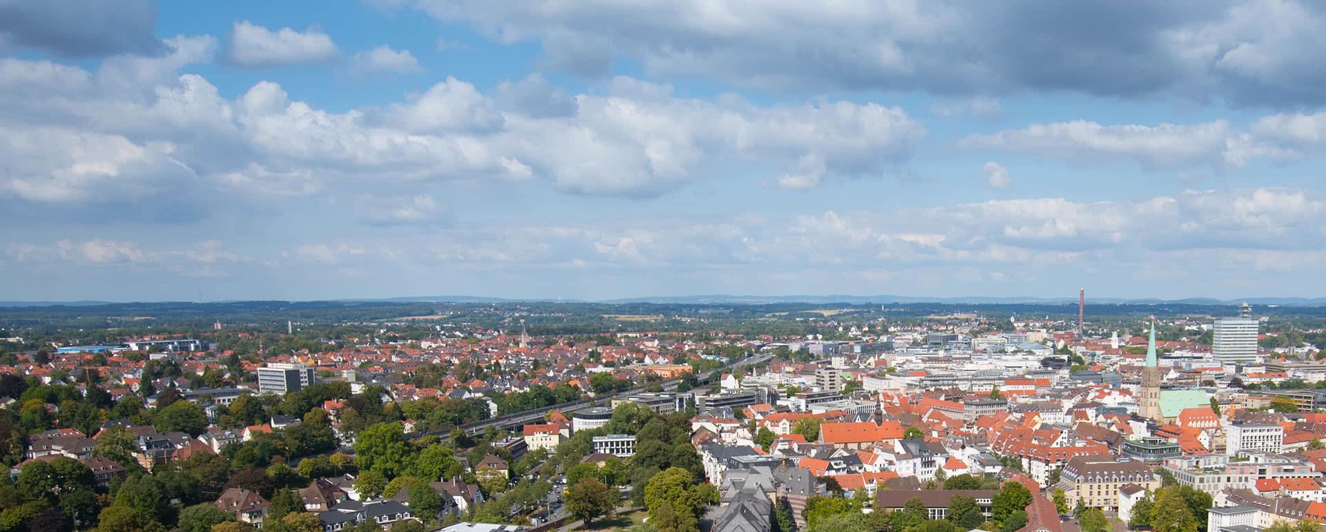 Titelbild von Bielefeld