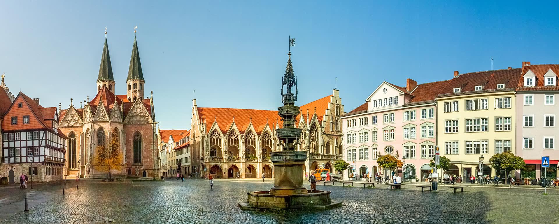 Titelbild von Braunschweig