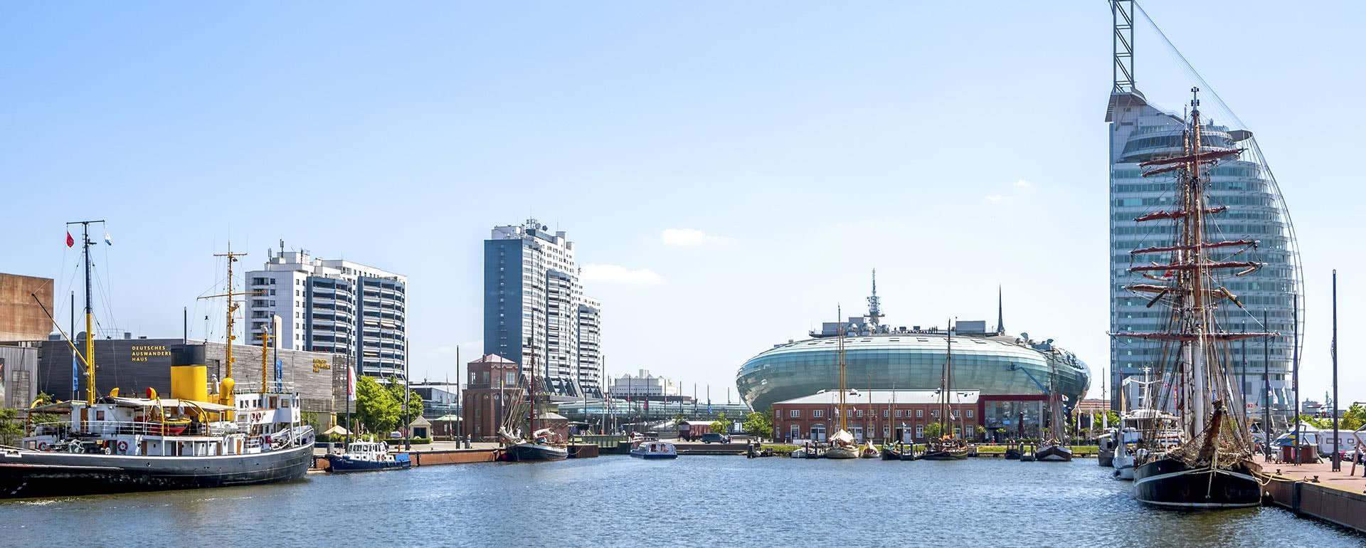 Titelbild von Bremerhaven