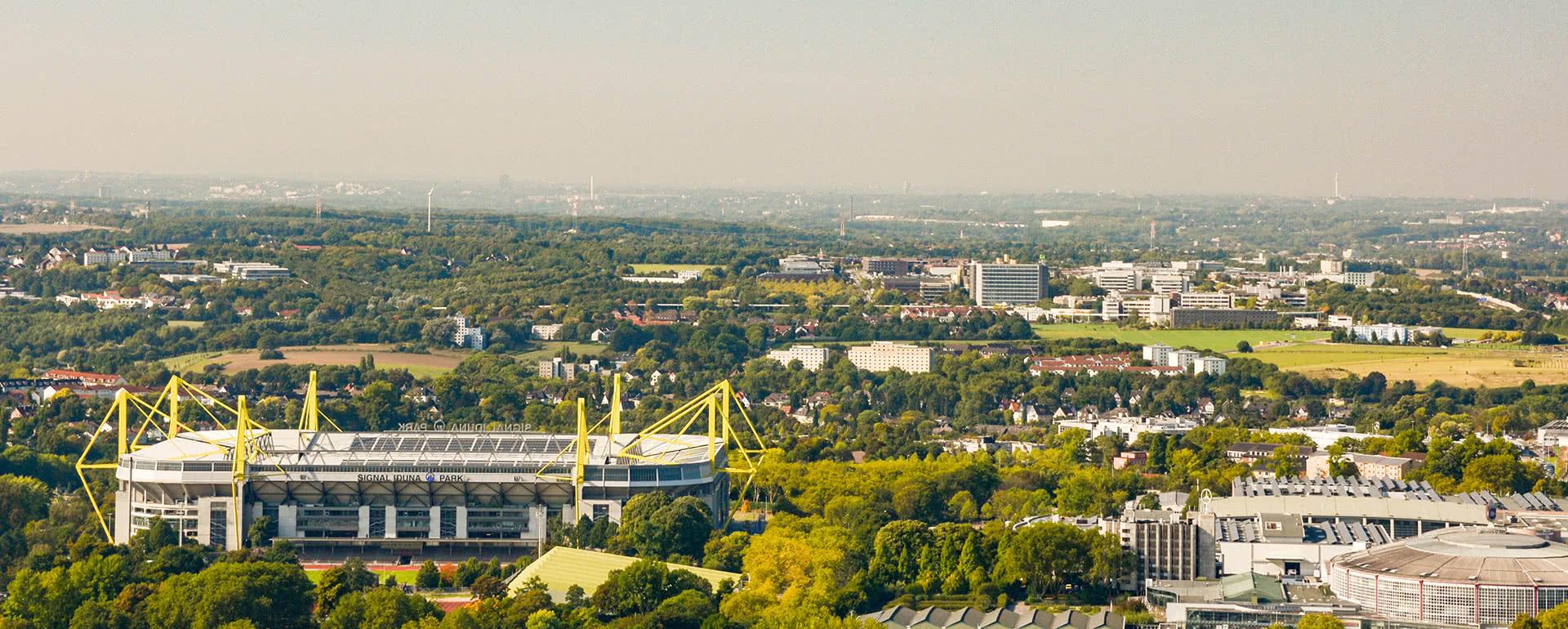 Titelbild von Dortmund