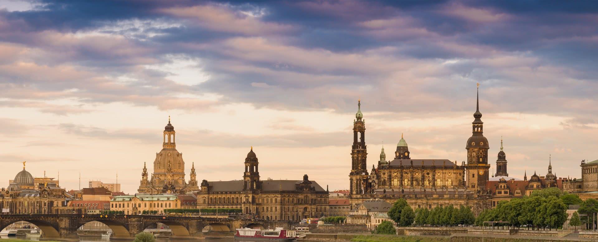Titelbild von Dresden