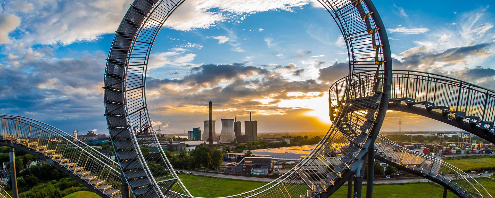 Titelbild von Duisburg