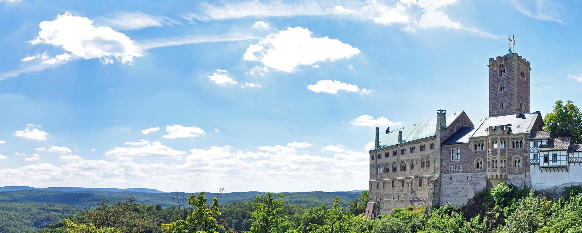 Titelbild von Eisenach