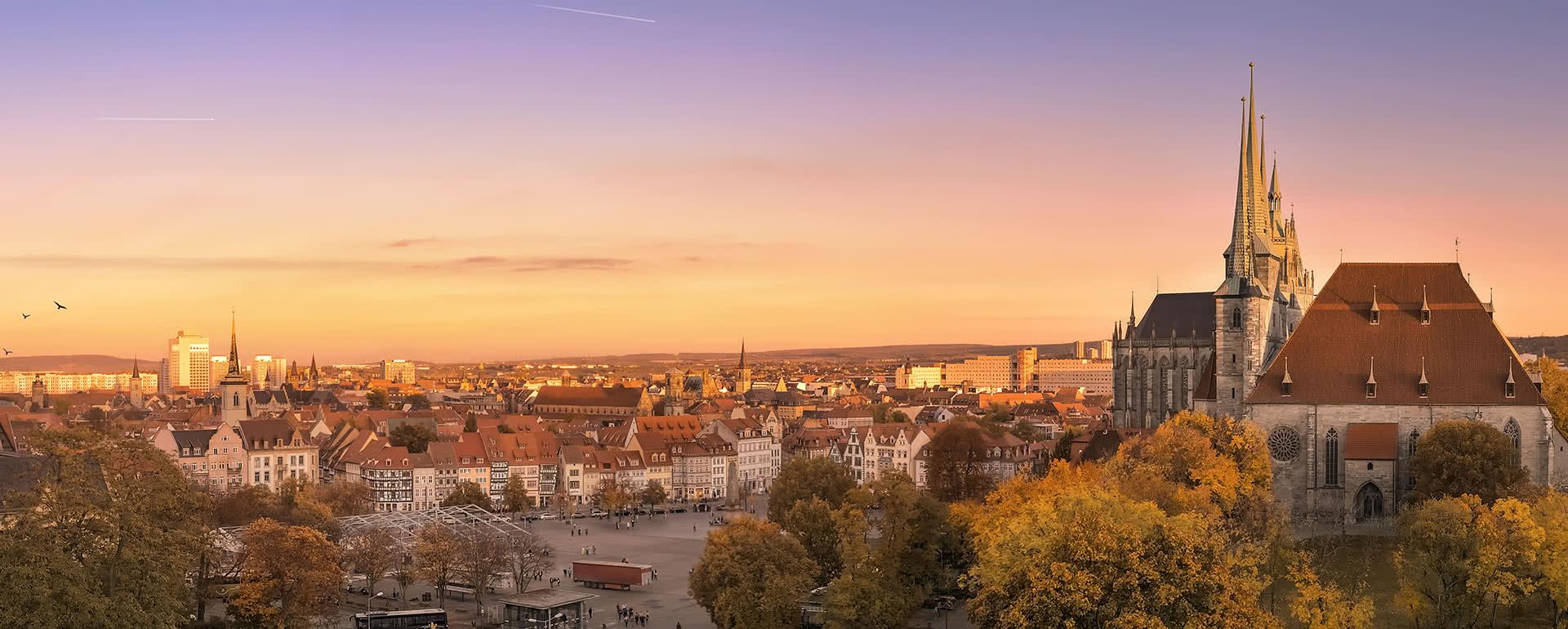 Titelbild von Erfurt