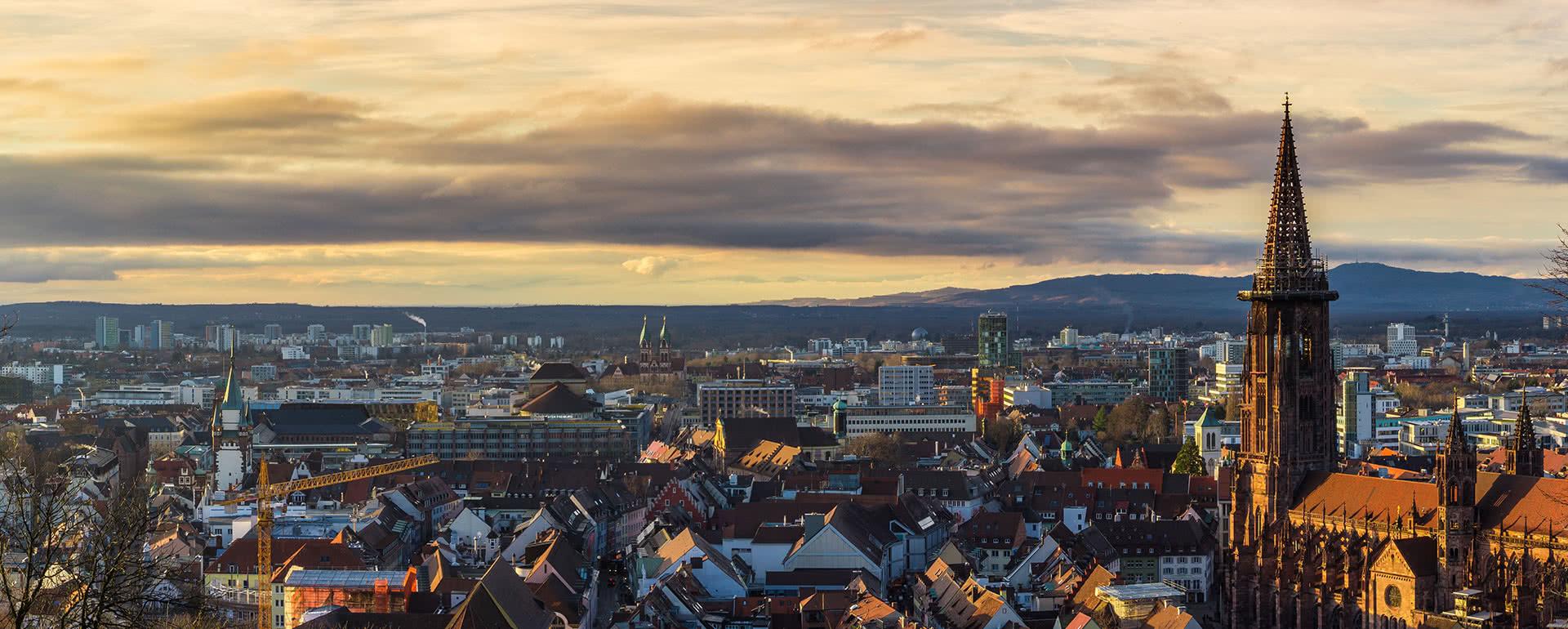 Titelbild von Freiburg im Breisgau