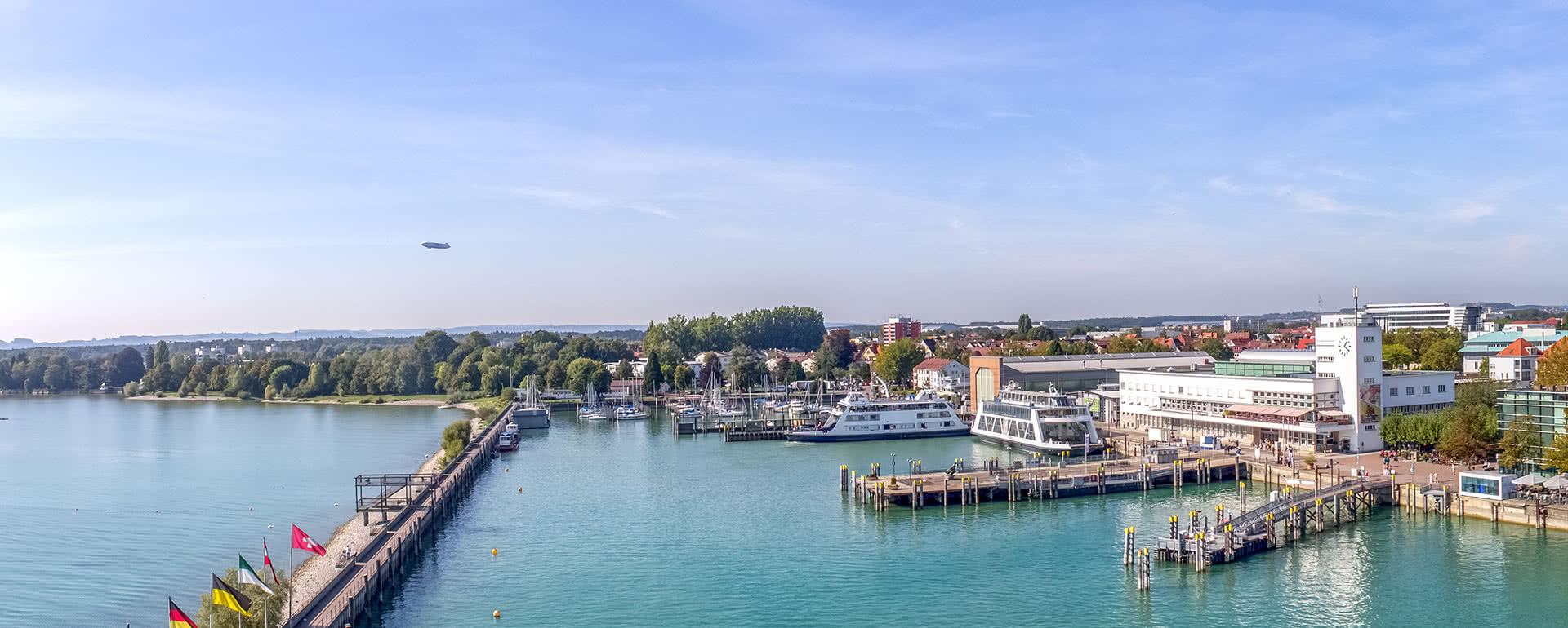 Titelbild von Friedrichshafen
