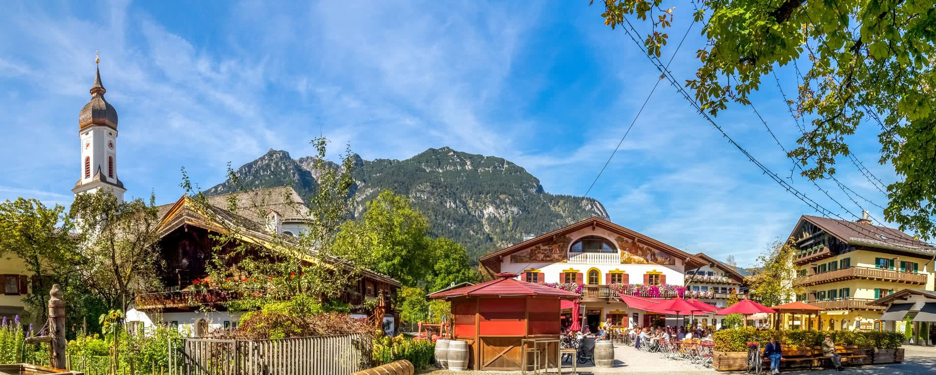 Titelbild von Garmisch-Partenkirchen