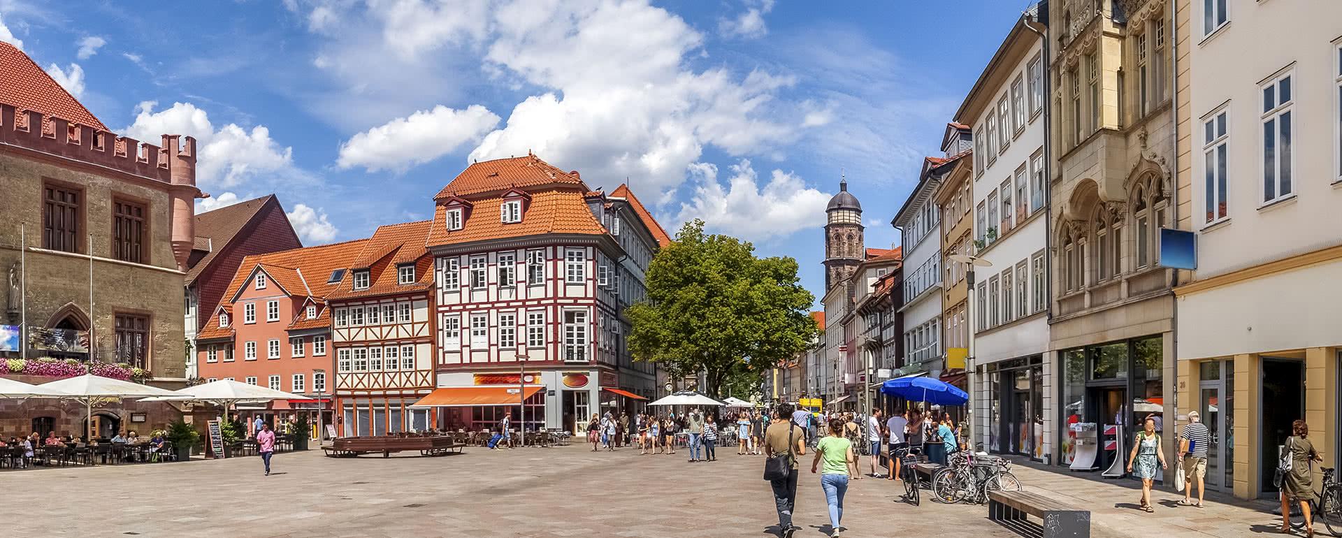Titelbild von Göttingen