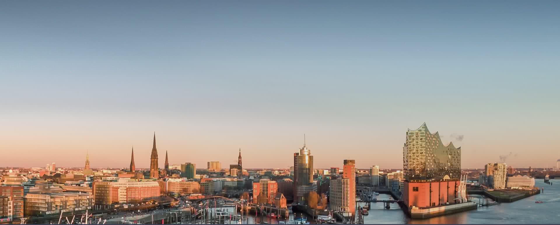 Titelbild von Hamburg
