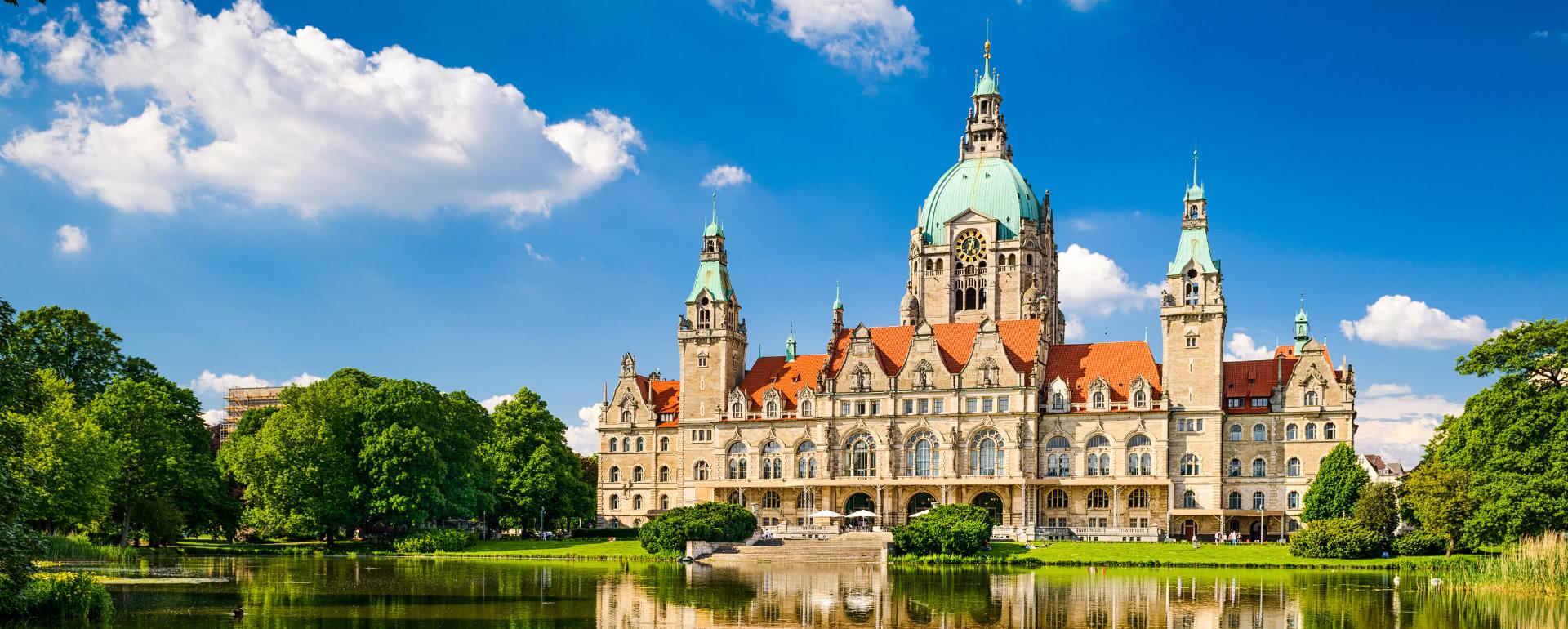 Titelbild von Hannover