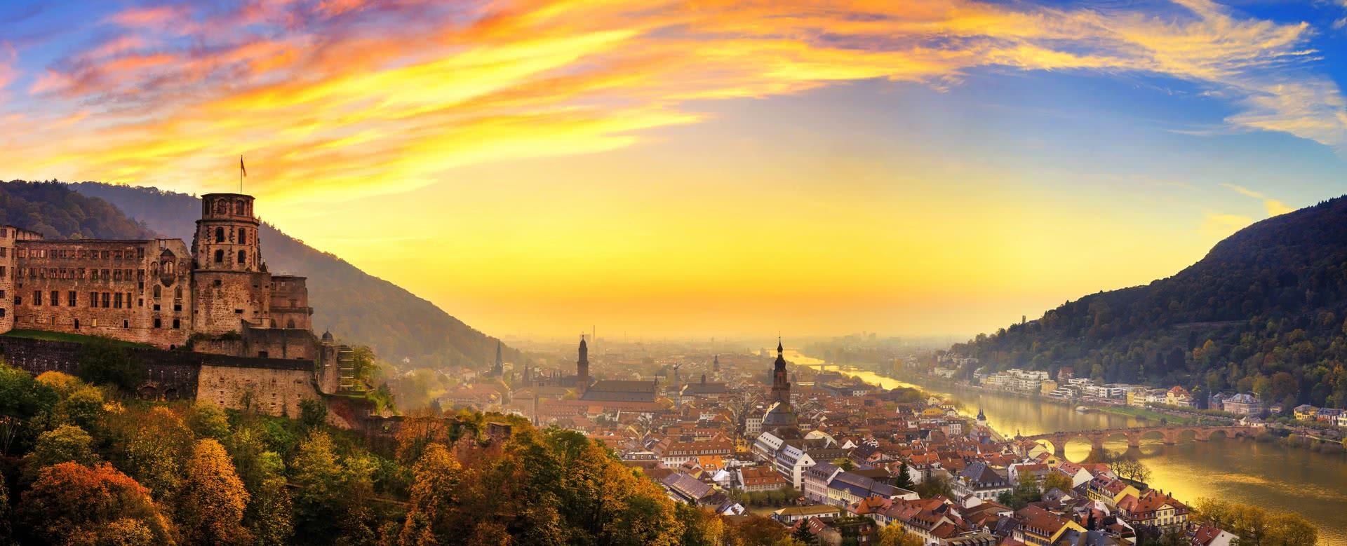 Titelbild von Heidelberg