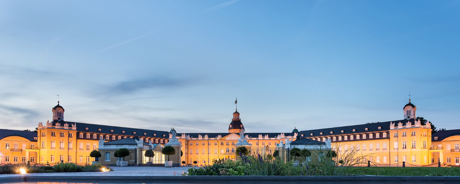 Titelbild von Karlsruhe