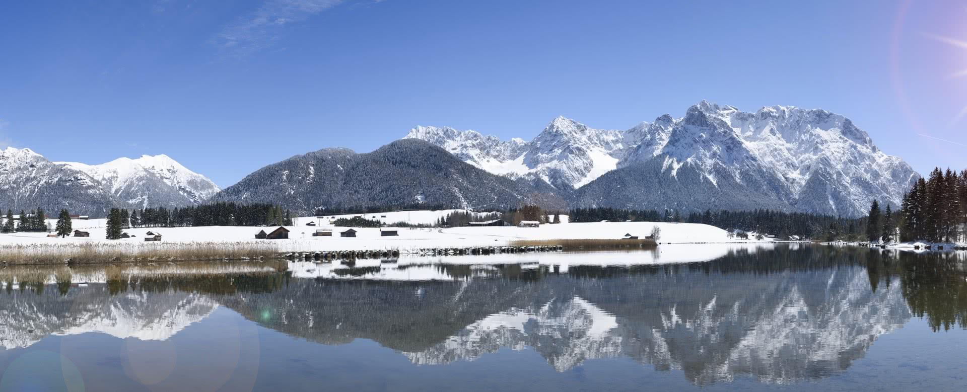 Titelbild von Karwendel - Mittenwald
