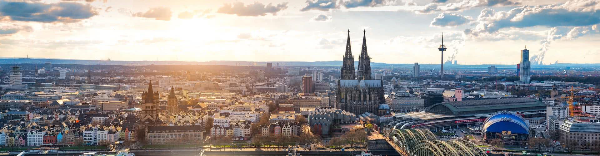 Titelbild von Köln