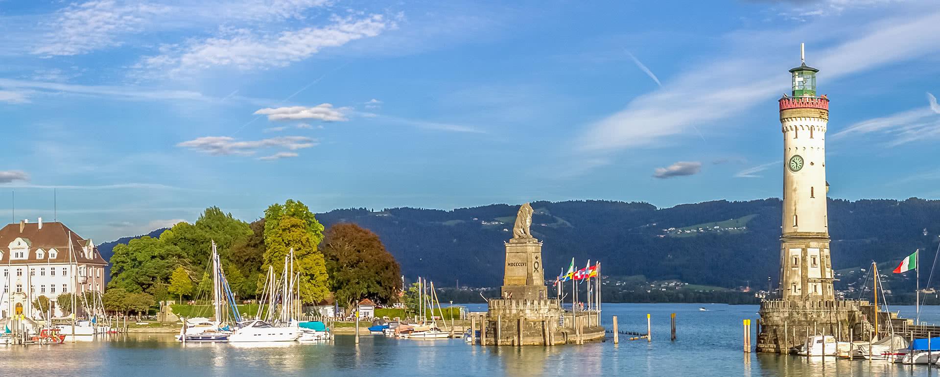 Titelbild von Lindau (Bodensee)