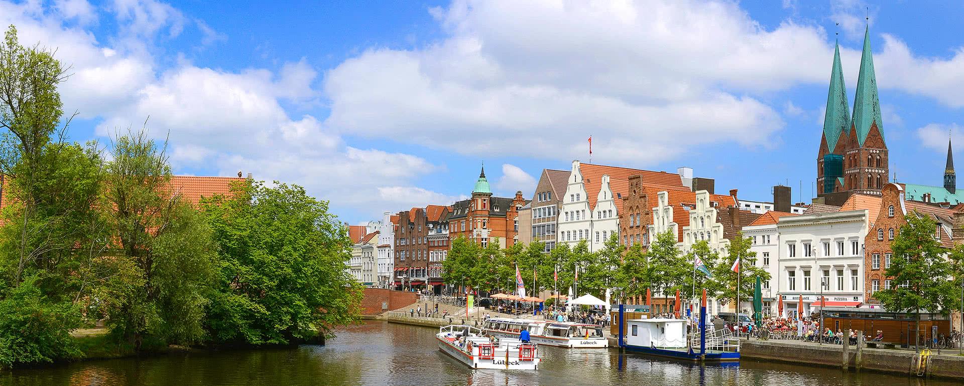Titelbild von Lübeck