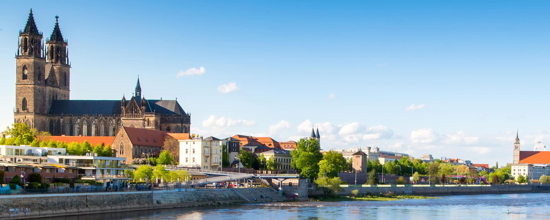 Titelbild von Magdeburg