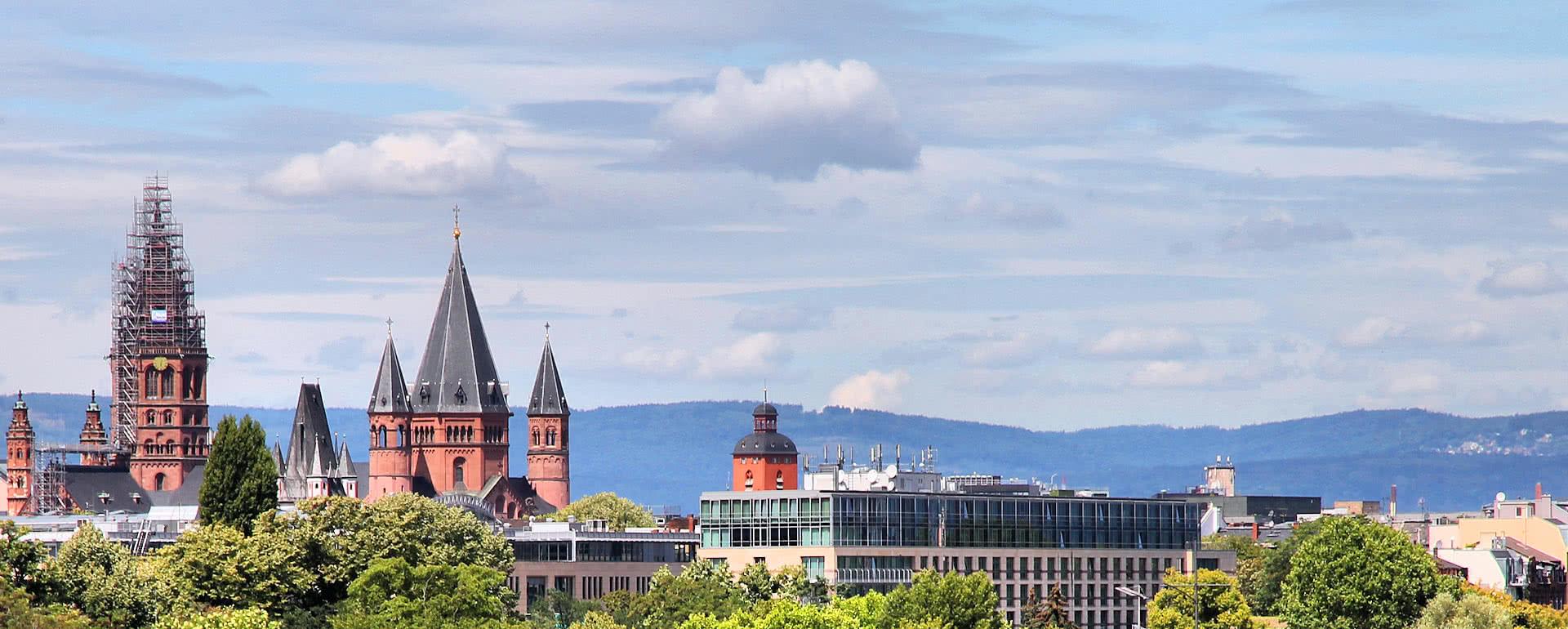 Titelbild von Mainz