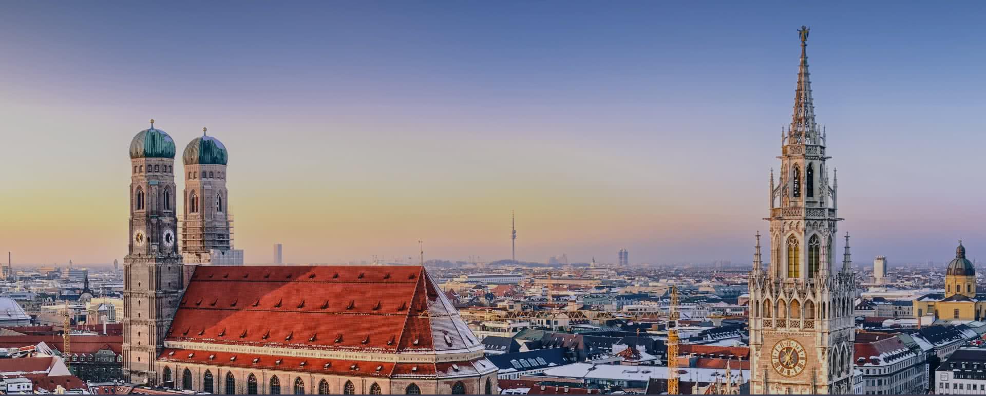Titelbild von München