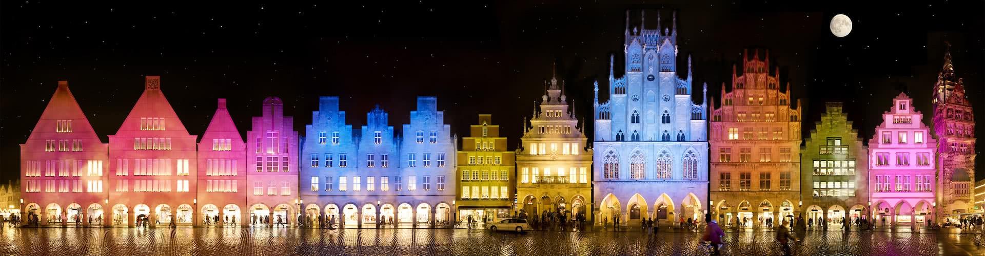 Titelbild von Münster