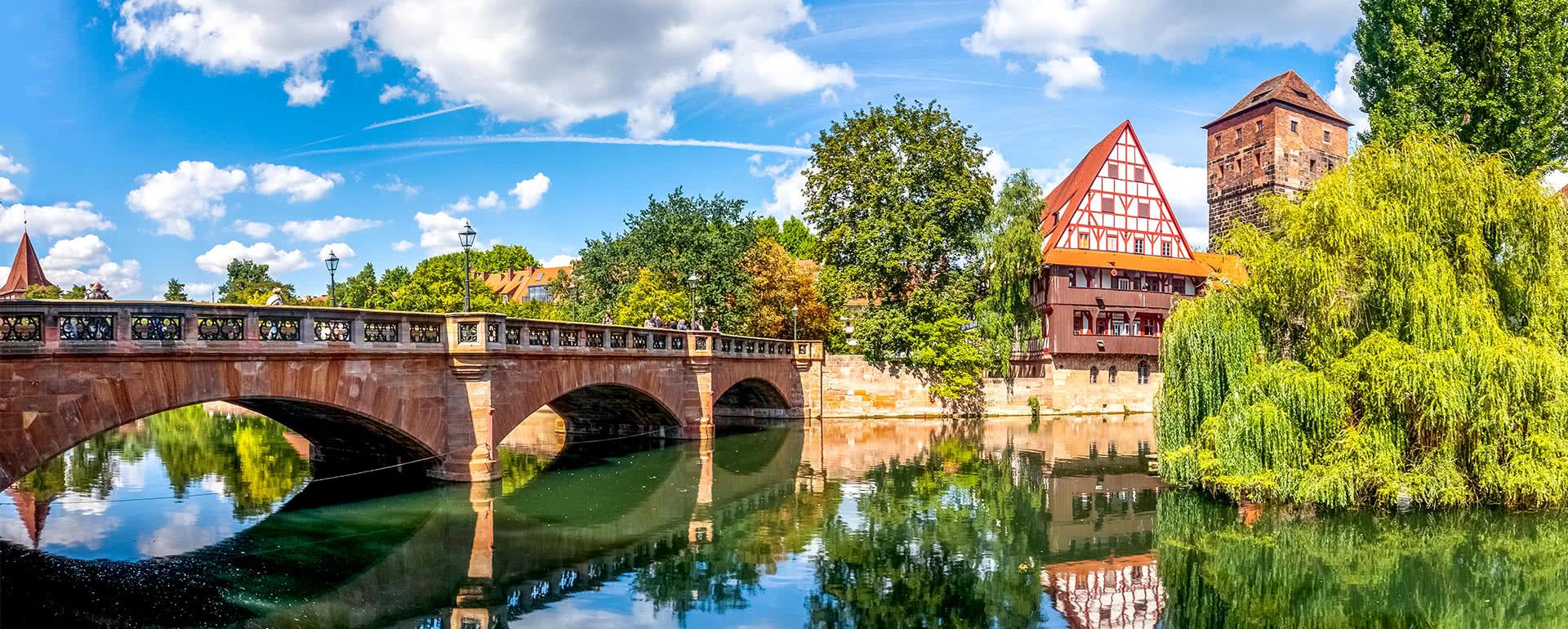 Titelbild von Nürnberg