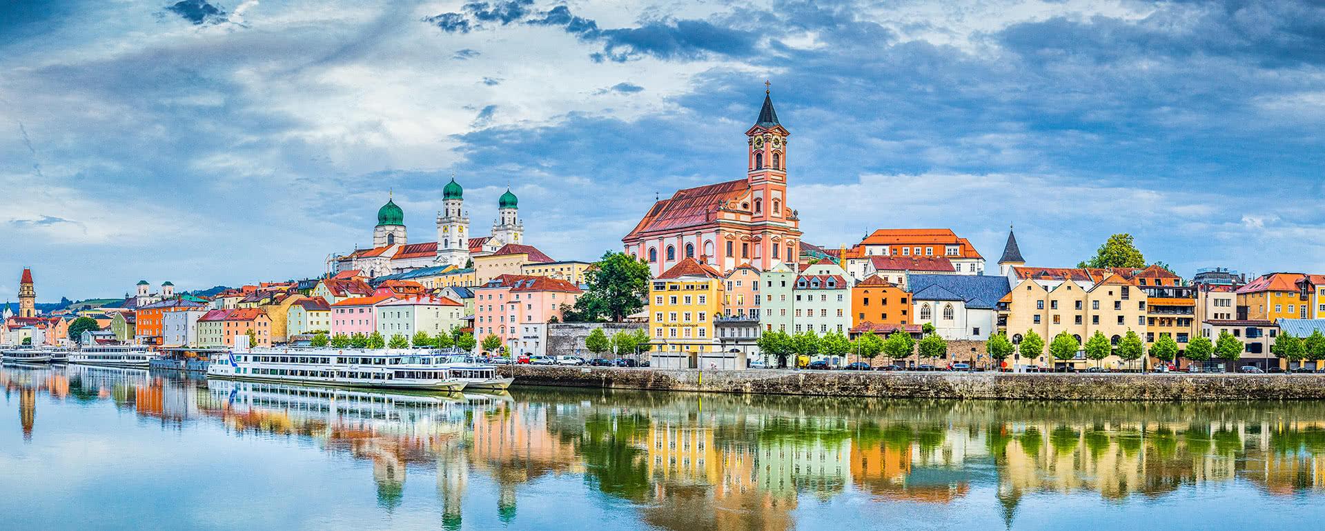 Titelbild von Passau