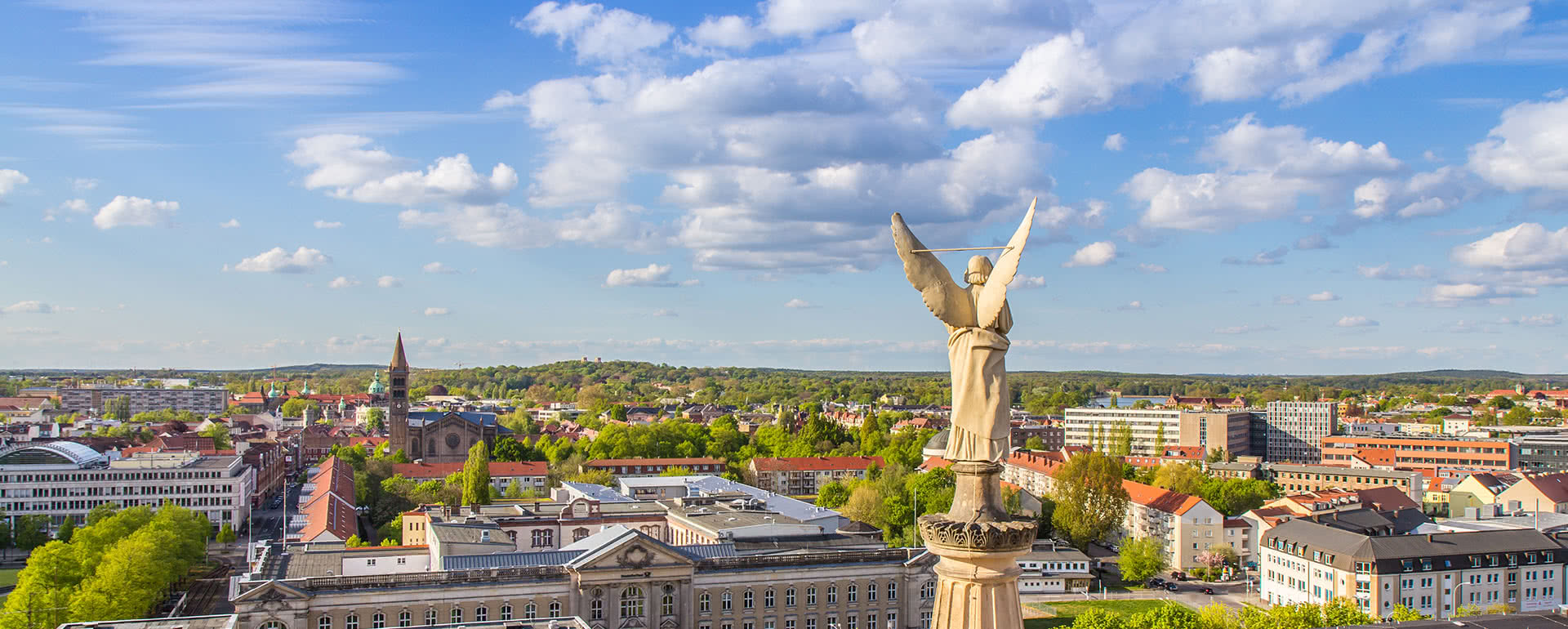Titelbild von Potsdam