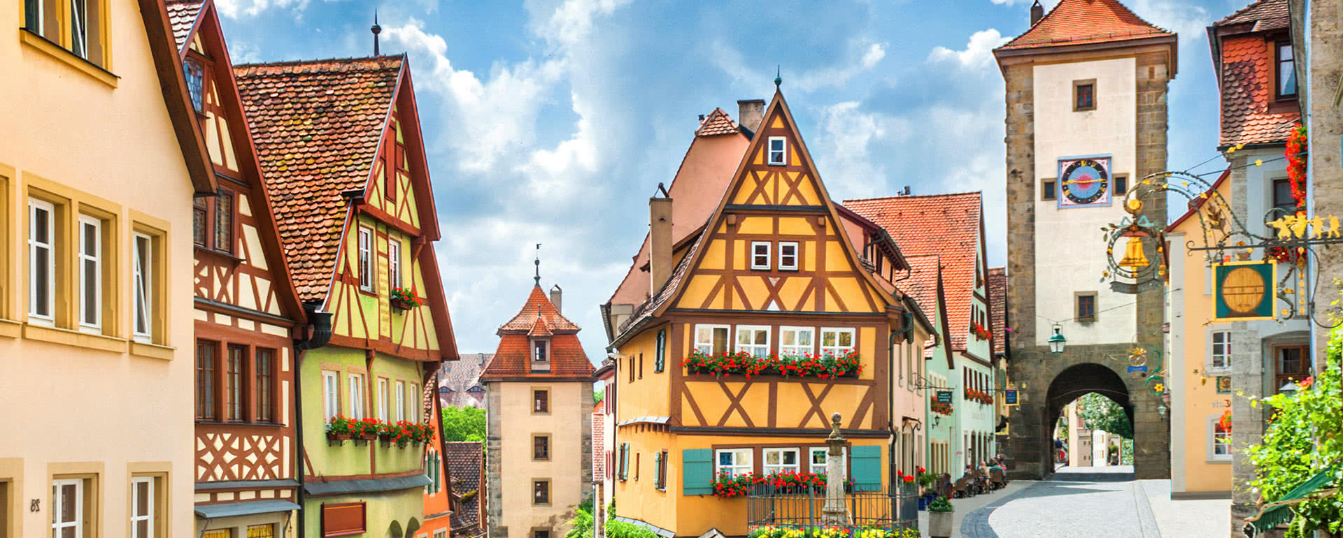 Titelbild von Rothenburg ob der Tauber