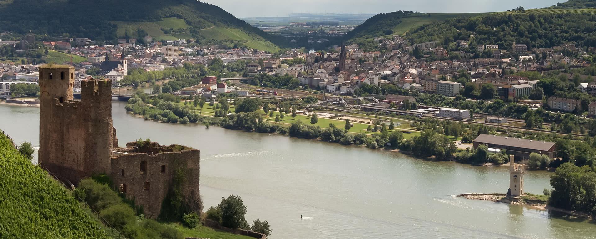 Titelbild von Rüdesheim am Rhein
