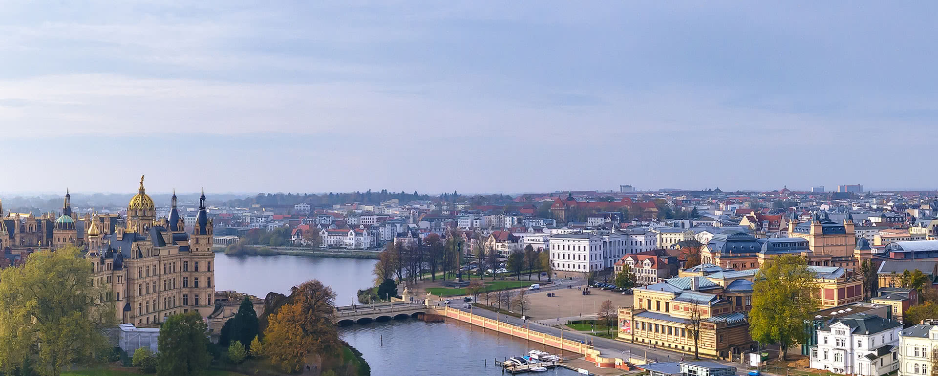 Titelbild von Schwerin
