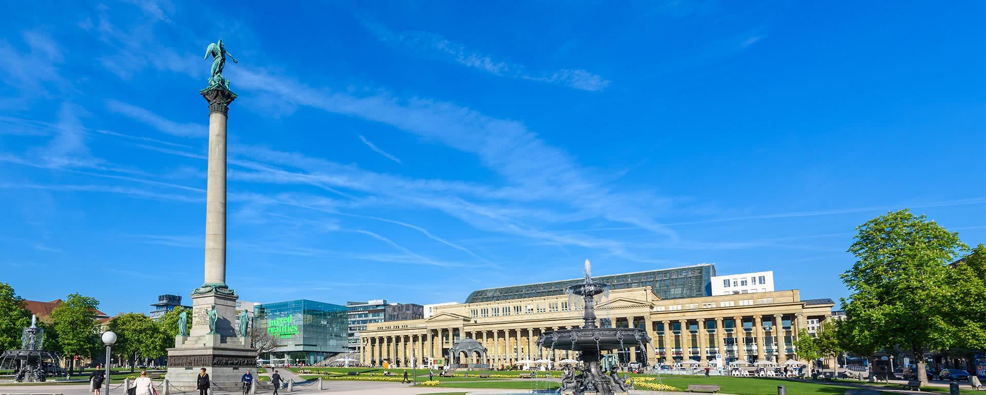 Titelbild von Stuttgart