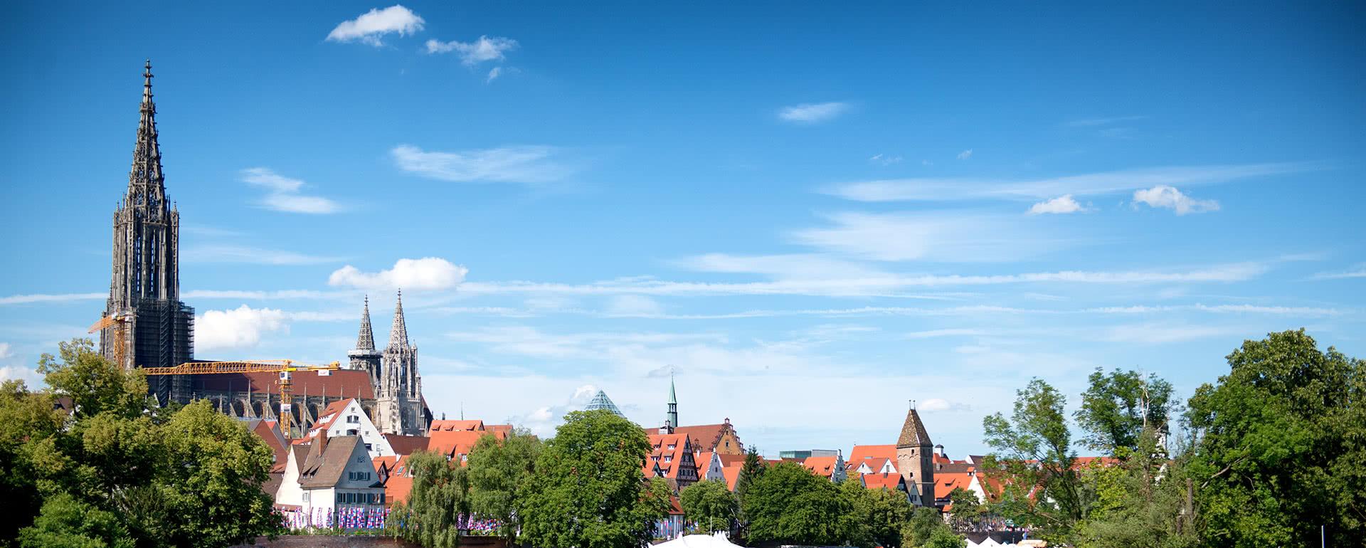 Titelbild von Ulm
