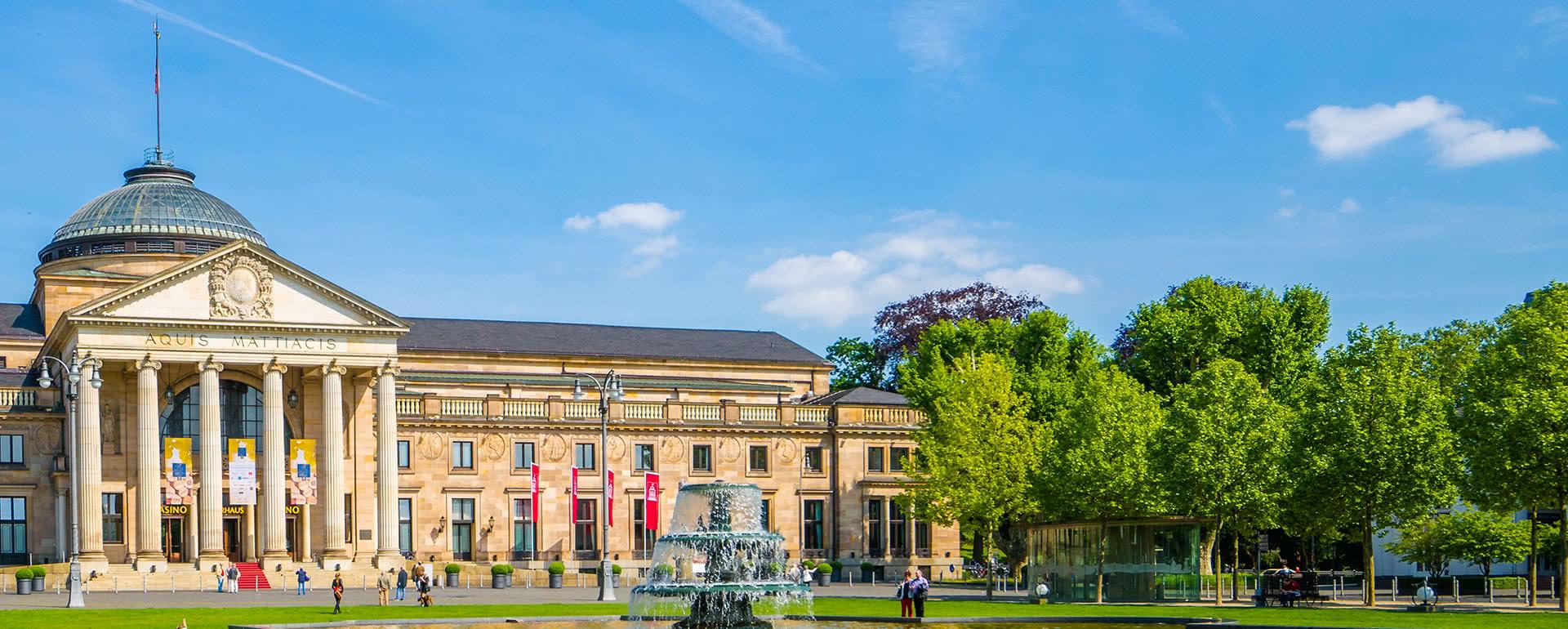 Titelbild von Wiesbaden