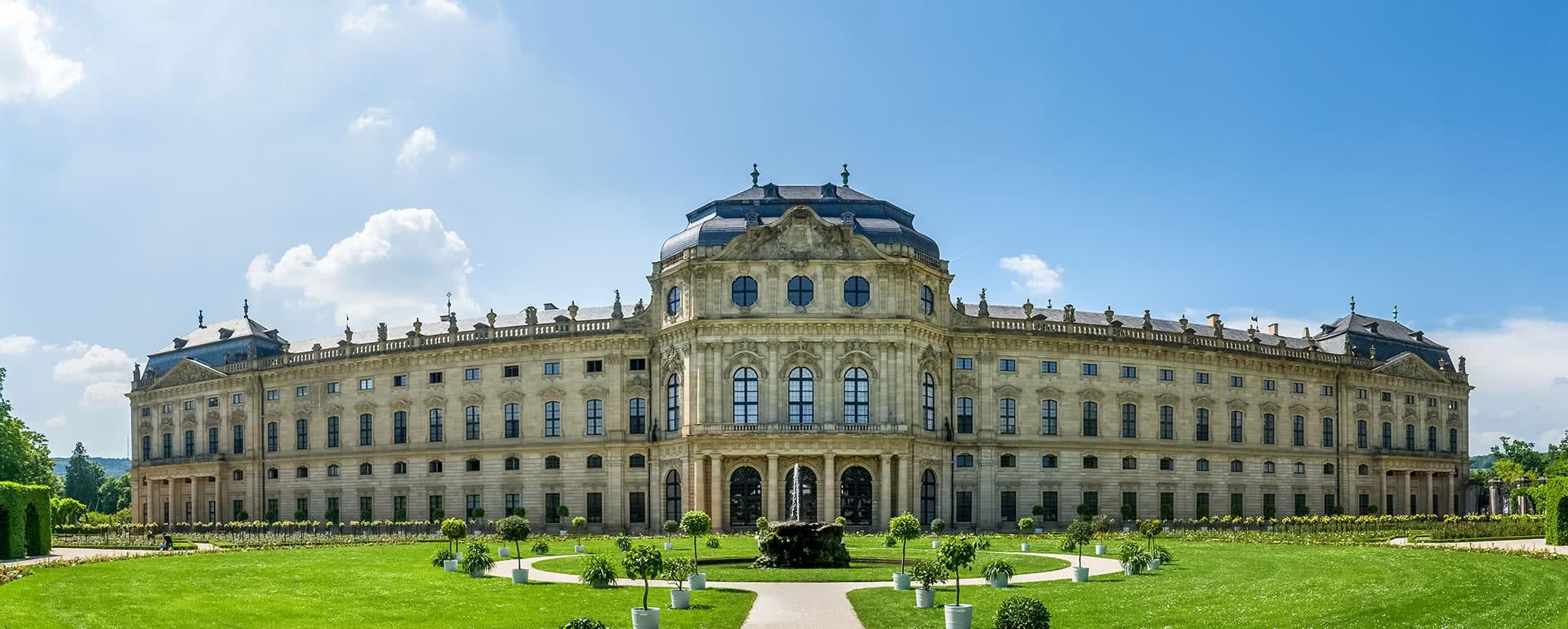 Titelbild von Würzburg
