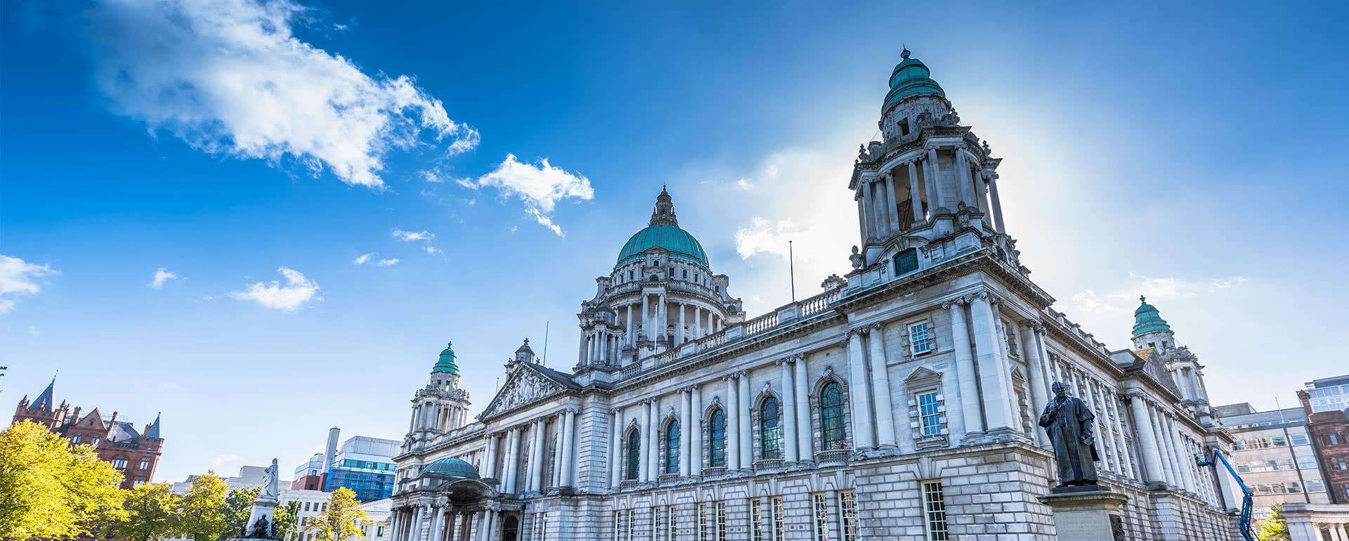 Titelbild von Belfast
