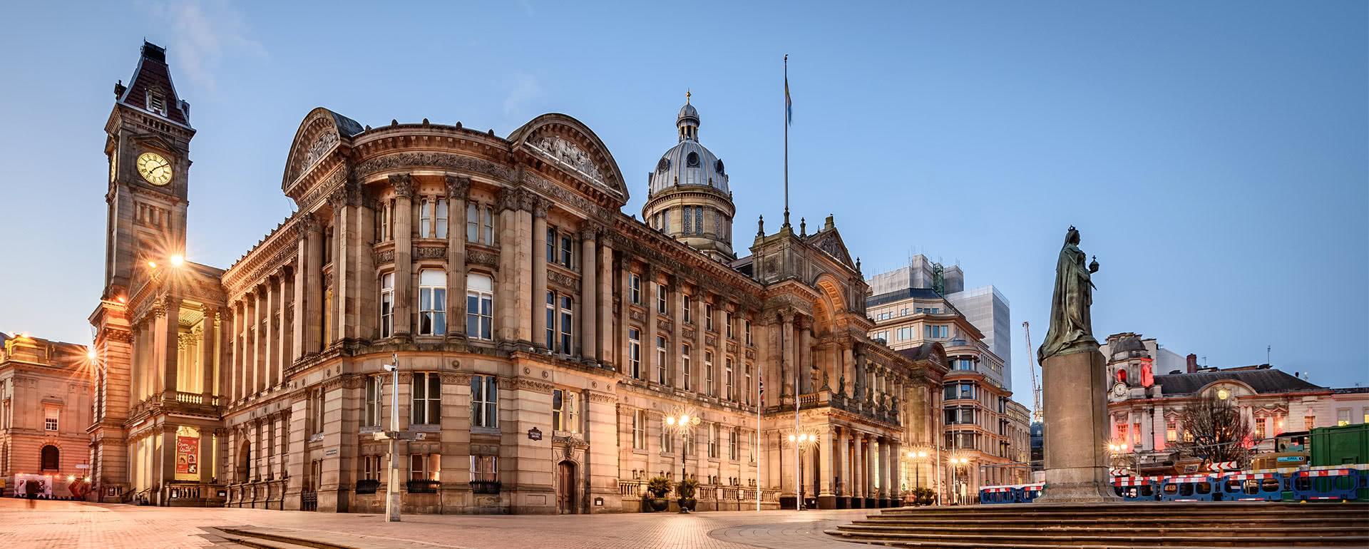 Titelbild von Birmingham