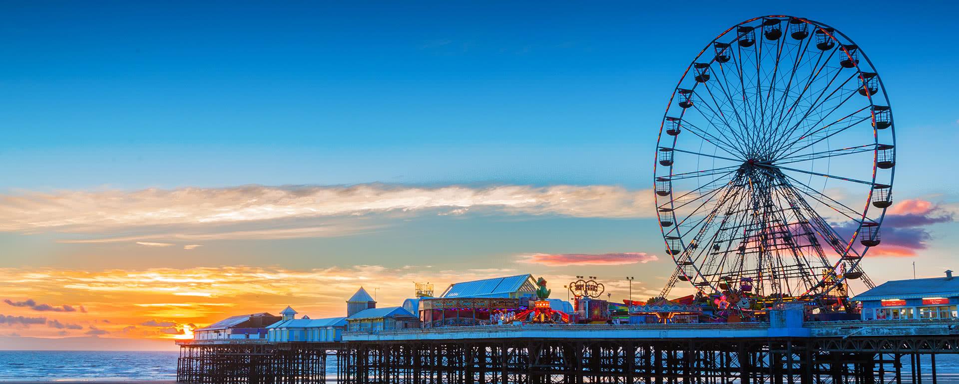 Titelbild von Blackpool