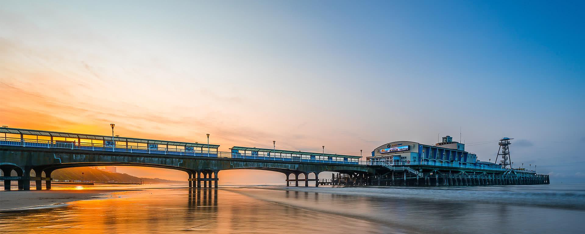 Titelbild von Bournemouth