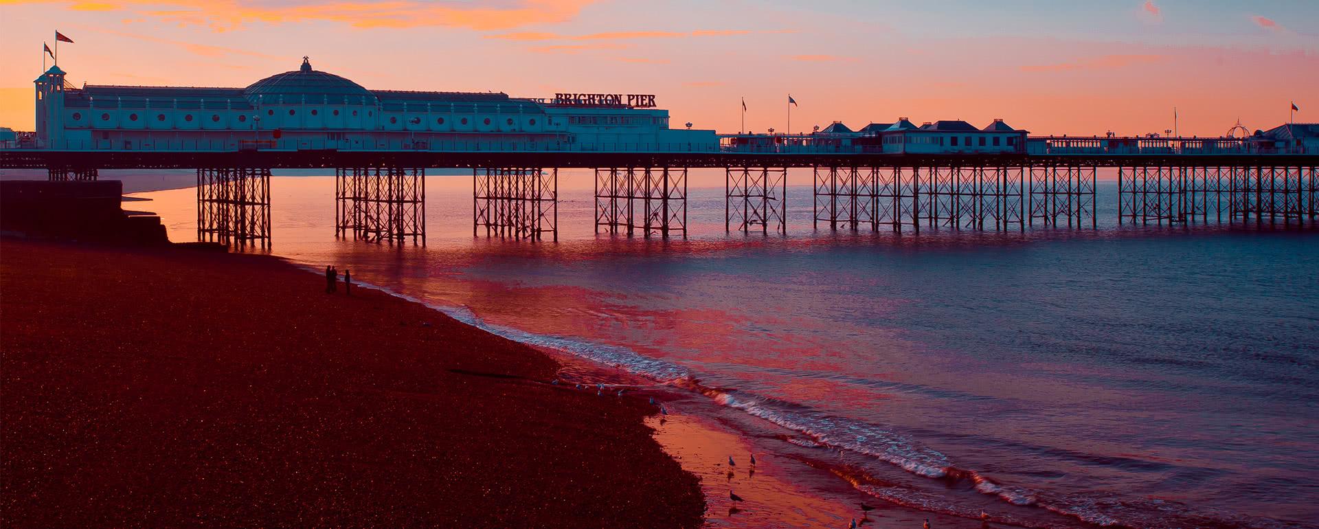 Titelbild von Brighton