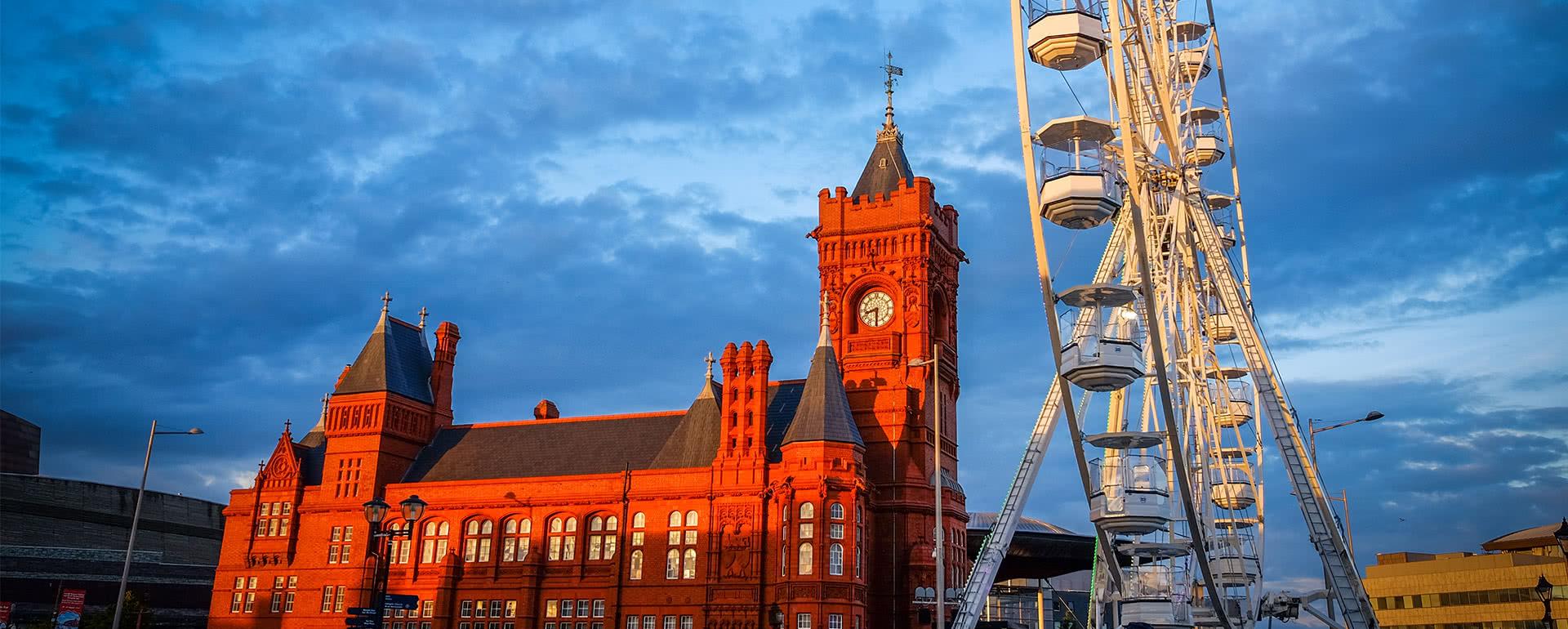 Titelbild von Cardiff