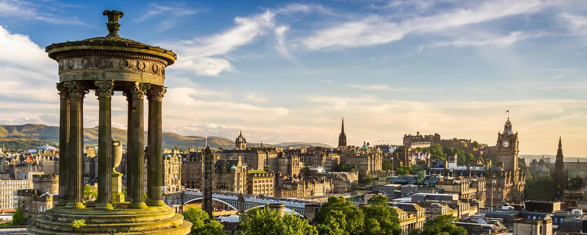 Titelbild von Edinburgh