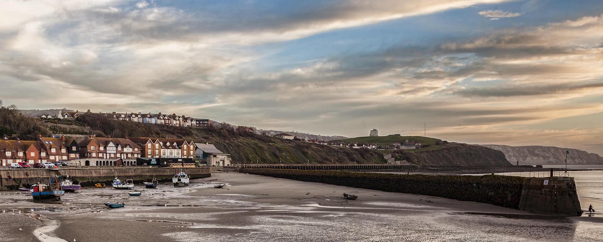 Titelbild von Folkestone