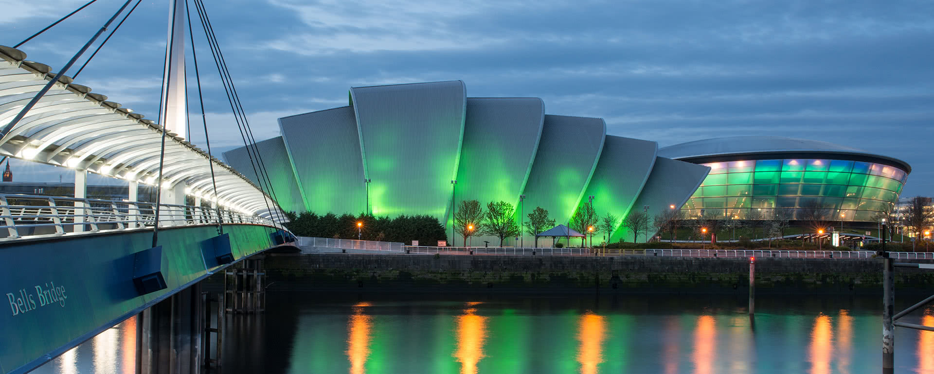 Titelbild von Glasgow