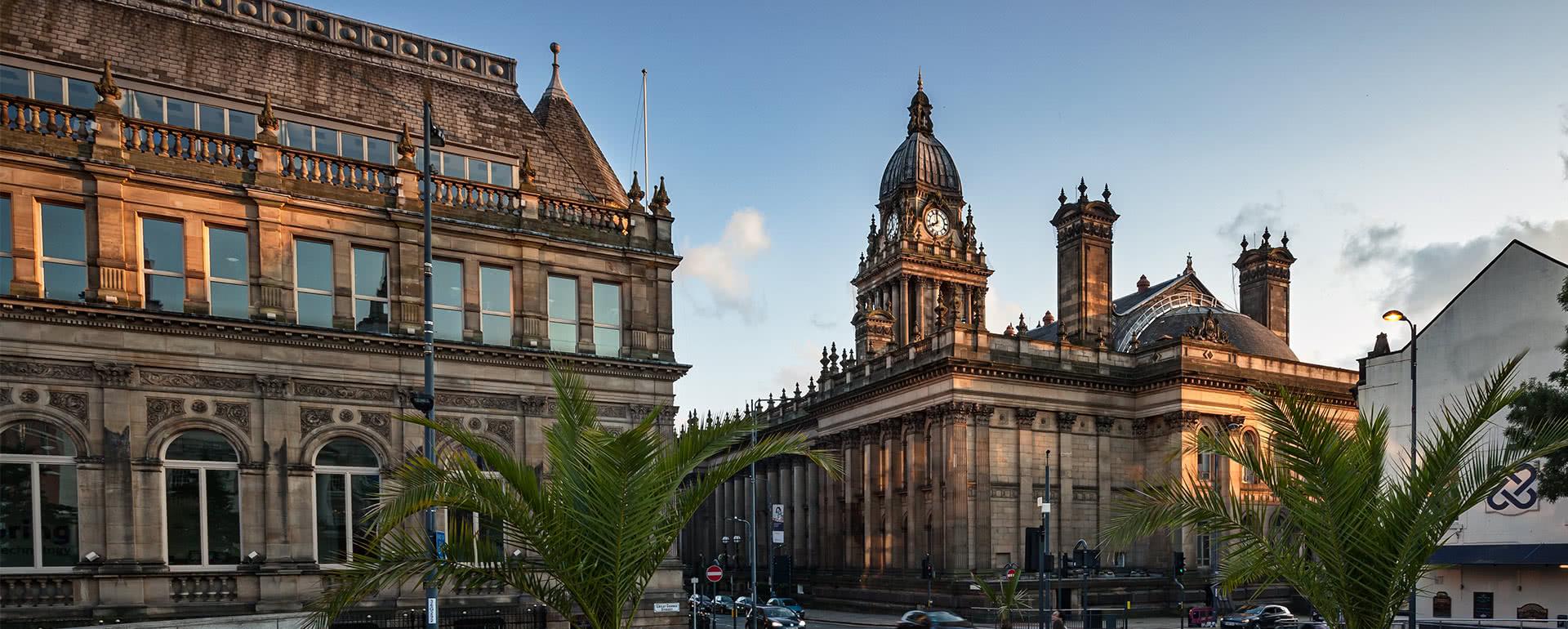 Titelbild von Leeds